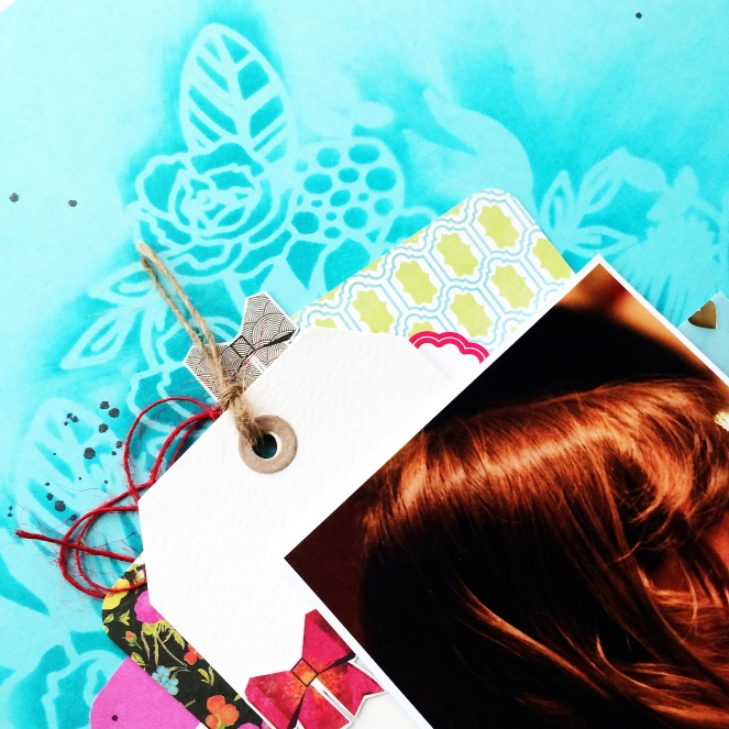 Swag bag - Close up 3
