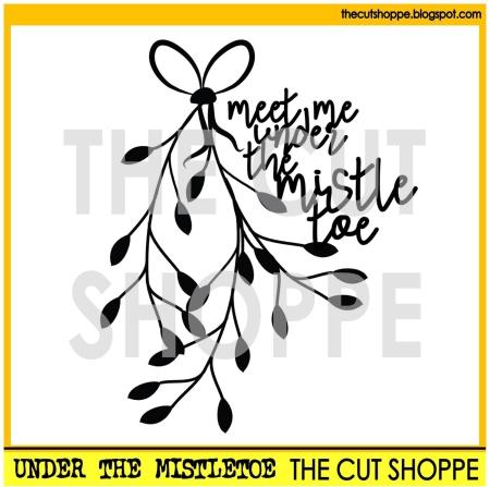 under-the-mistletoe