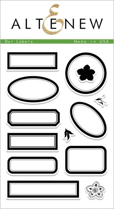 4x6 Dot Labels