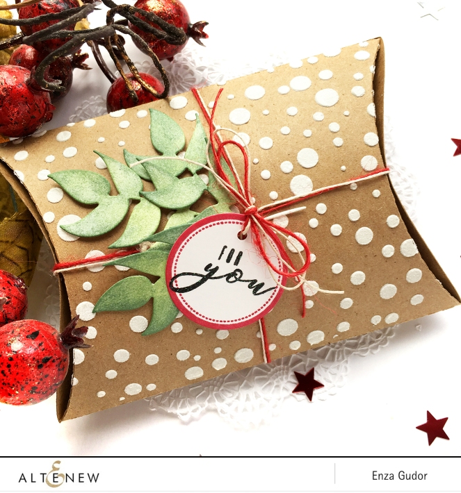Altenew - Dot Labels - Gift