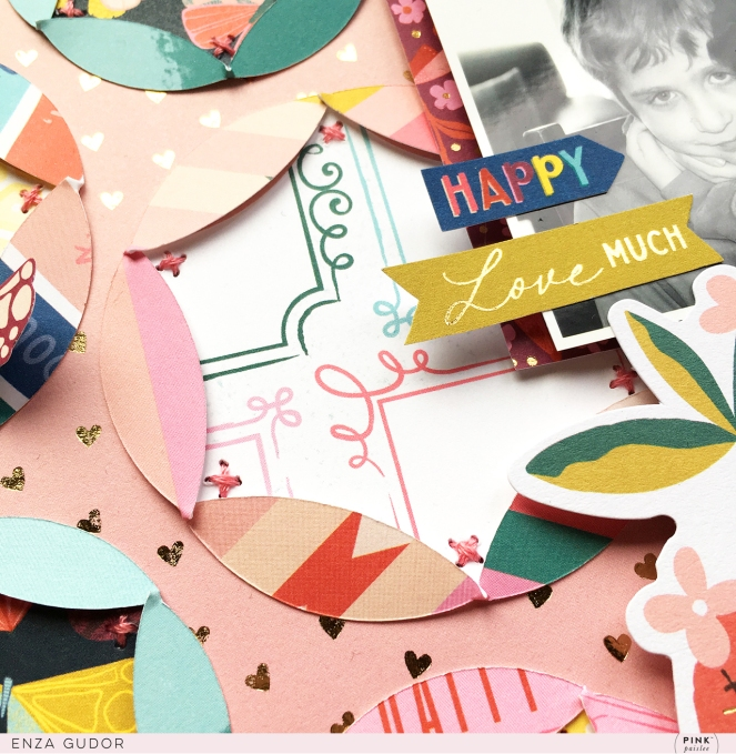 Friendship layout for @pinkpaislee using #pppickmeup collection @enzamg