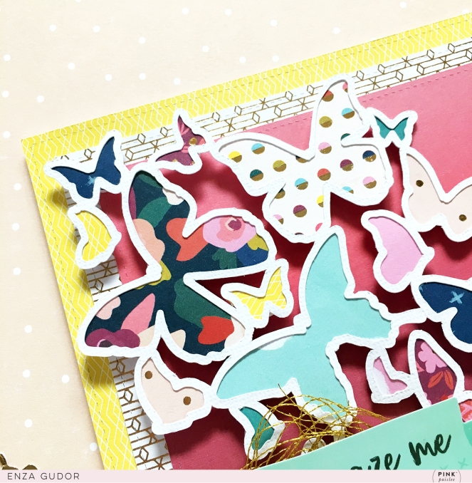 Spring cards by @enzamg for @pinkpaislee with the #pppickmeup collection. #cards #spring #cardmaking