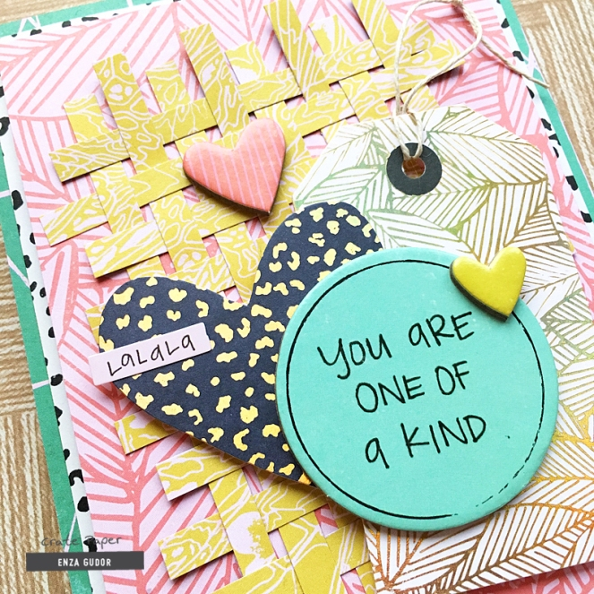 Card set by @enzamg with @cratepaper #cpwildheart. #cards #cardmaking #handmadecards