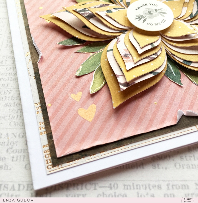 Simple and easy cards by @enzamg for @pinkpaislee using the Auburn Lane collection. #pinkpaislee #ppauburnlane #cardmaking #cards #everydaycards