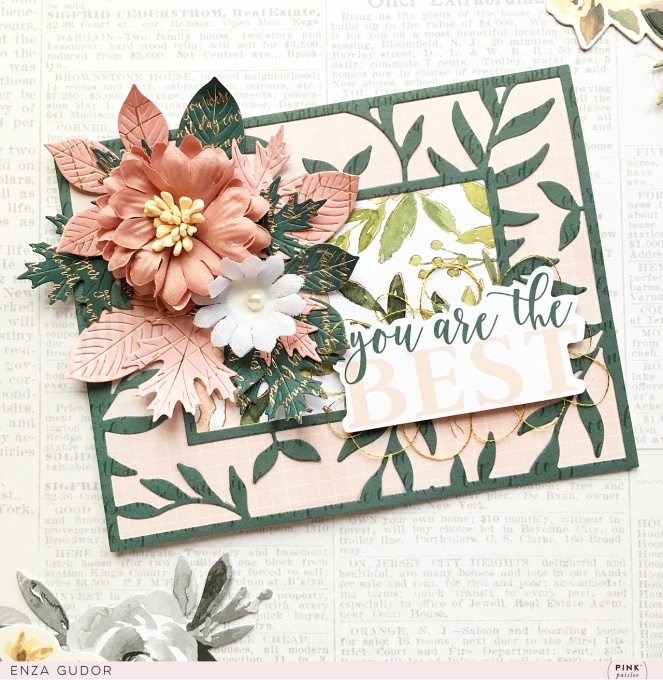 Everyday fall cards by @enzamg for @pinkpaislee using the Auburn Lane collection. #pinkpaislee #ppauburnlane #cardmaking #cards #fall #fallcards